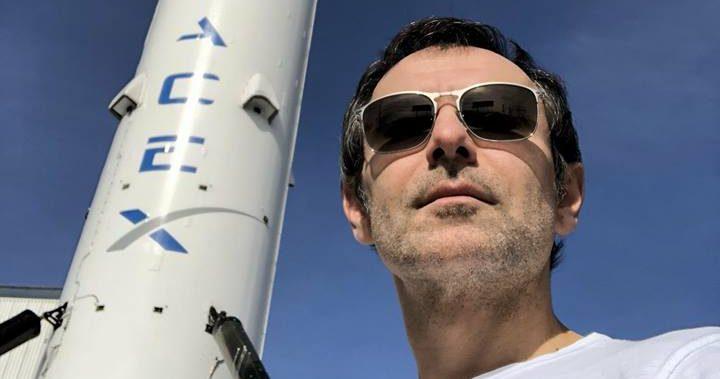 Святослав Вакарчук побував на екскурсії у SpaceX