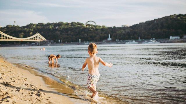 Де купатися в Києві – найкращі пляжі 2021
