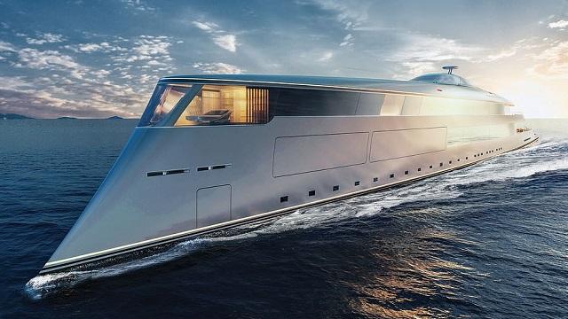 П'ять палуб і басейн: Гейтс придбав екологічну супер'яхту за $645 млн