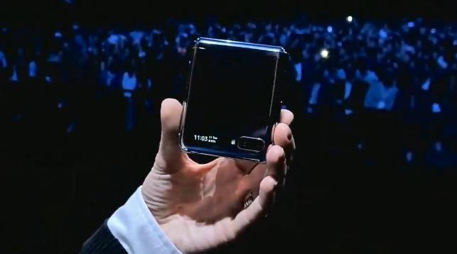 Galaxy Z Flip: характеристики нового розкладного телефону Samsung