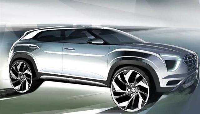 Hyundai показав індійську версію Creta