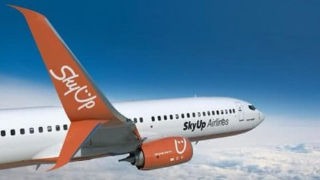 SkyUp відкриває пряме авіасполучення між Києвом та Мадридом