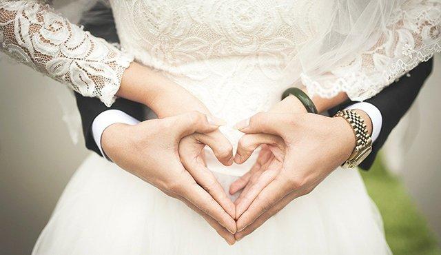 В День святого Валентина браки будут регистрировать до полуночи