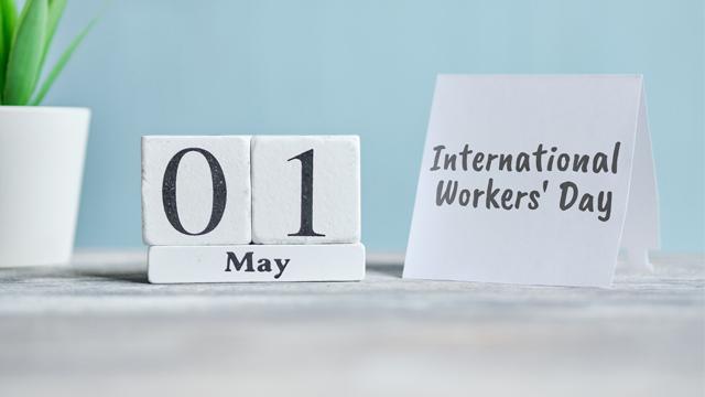 Прикольные поздравления с 1 мая