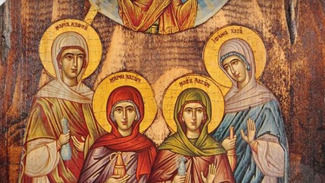 Жены-мироносицы: история и обычаи праздника