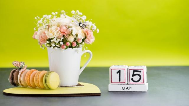 Какой праздник 15 мая