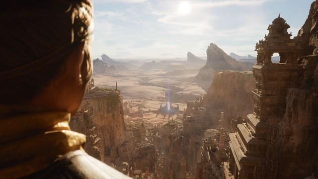 Еpic Games показали новий ігровий двигун Unreal Engine 5