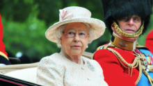 Королева Єлизавета II стала прабабусею у 12-й раз