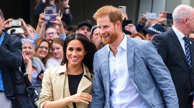 Меган Маркл і принц Гаррі потрапили на обкладинку Time