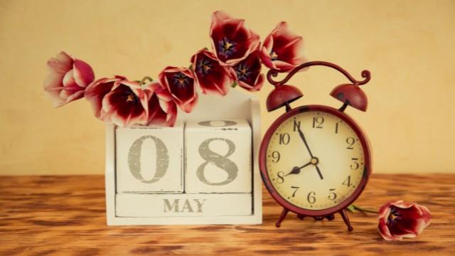 Какой праздник 8 мая