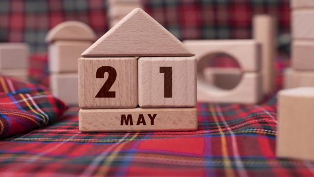 Какой праздник 21 мая