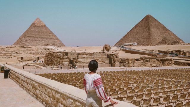 Куда поехать в Египет осенью