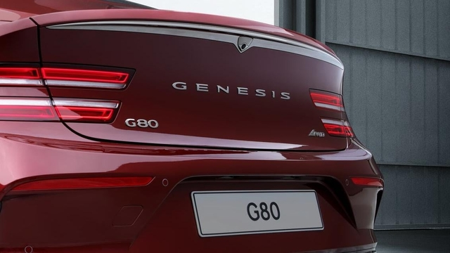 Конкурент Mercedes і Audi: Genesis розкрила дизайн преміального G80 Sport