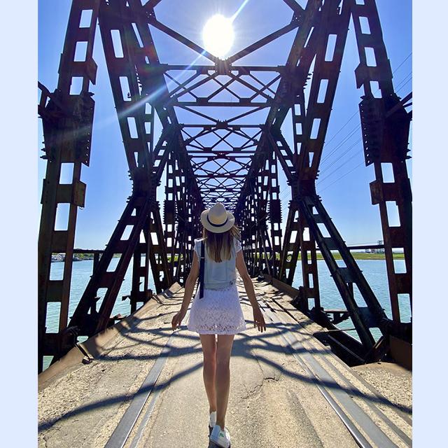 Арабатская стрелка мост