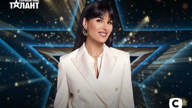 Маша Єфросініна стала зірковою суддею шоу Україна має талант