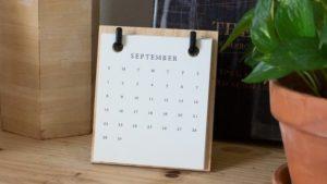 Скільки відпочиватимуть українці у вересні 2021: список вихідних