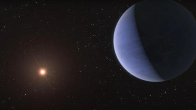 Вчені виявили планету-океан з унікальною атмосферою: води вистачить на всіх