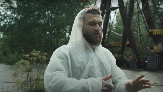 Прямісінько з Чорнобиля: бітбоксер Dub FX представив новий кліп Fake Paradise