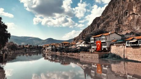 Куда поехать в Турцию осенью