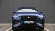 Тест-драйв Jaguar F-Pace: домашний уют