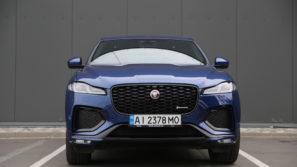 Тест-драйв Jaguar F-Pace: домашній затишок