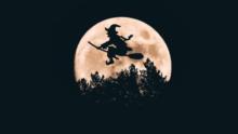 Полнолуние накануне Хэллоуина: чего ждать знакам зодиака